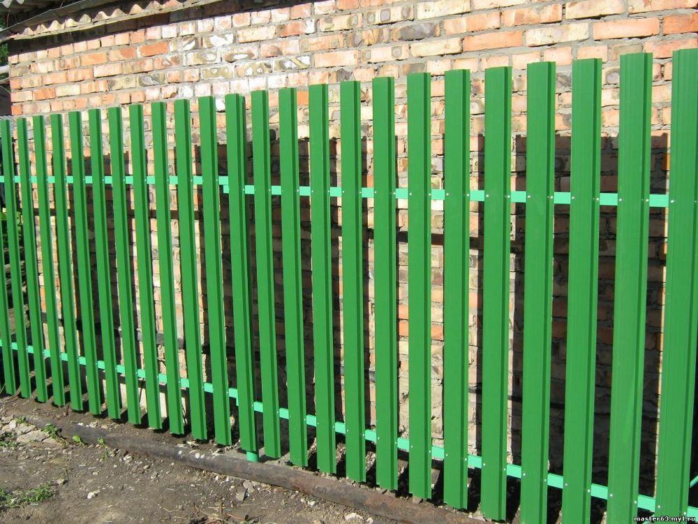 Забор размеры фото 4